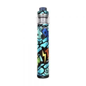 Freemax Twister 80W VW Kit with Fireluke 2 Tank 2300mAh (Blue, 5ml)