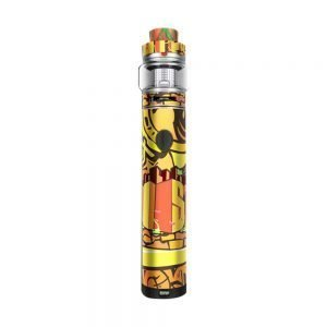 Freemax Twister 80W VW Kit with Fireluke 2 Tank 2300mAh (Orange, 5ml)