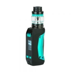 Geekvape Aegis Mini 80W TC Kit with Cerberus Tank 2200mAh  (Black&Green, 5.5ml)