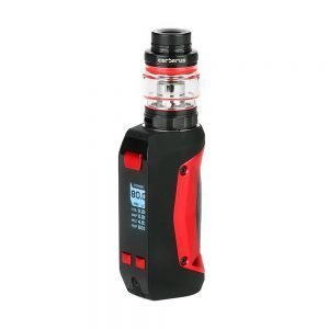Geekvape Aegis Mini 80W TC Kit with Cerberus Tank 2200mAh  (Black&Red, 5.5ml)