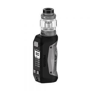 Geekvape Aegis Mini 80W TC Kit with Cerberus Tank 2200mAh  (Camo&Gunmetal, 5.5ml)