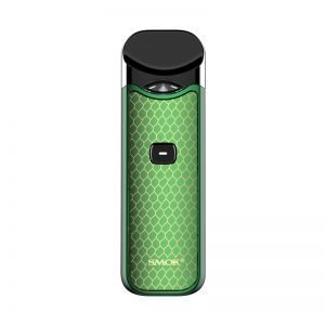 SMOK Nord Pod Starter Kit 1100mAh (Bottle Green, 3ml)