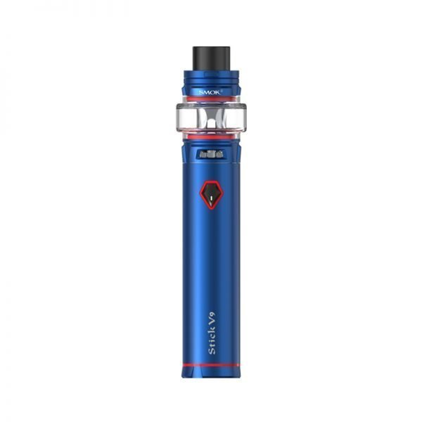 SMOK Stick V9 Starter Kit 3000mAh with TFV8 Baby V2 (Blue, 5ml)