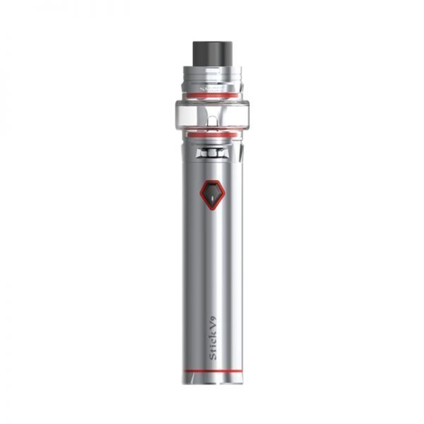 SMOK Stick V9 Starter Kit 3000mAh with TFV8 Baby V2 (Stainless Steel, 5ml)
