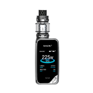 SMOK X-Priv 225W TC Kit with TFV12 Prince (Prism Gun Metal)
