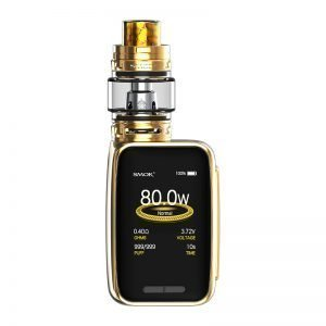 SMOK X-Priv Baby 80W TC Kit with TFV12 Big Baby Prince 2300mAh (Prism Gold)