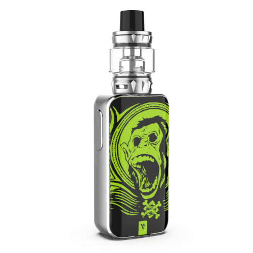 Vaporesso Luxe 220W Touch Screen TC Kit with SKRR (Green Ape)