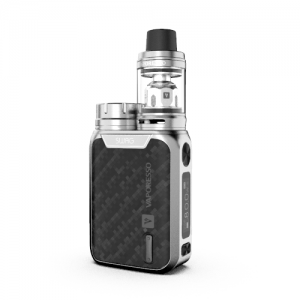 Vaporesso Swag 80W TC Box MOD (Silver, No kit)