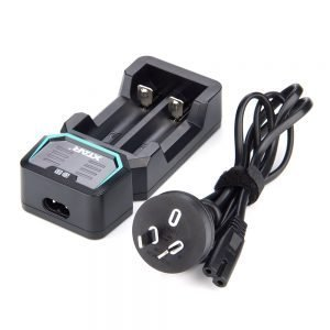 Xtar D2 2-slot Quick Charger